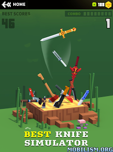 Flippy Knife v1.1 (Mod Money)