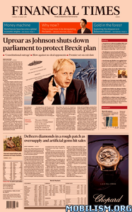 Financial Times Europe – August 29, 2019