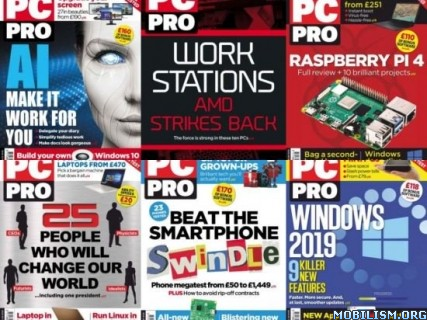 PC Pro – Full Year 2019 Collection