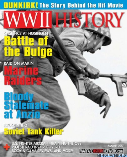 Download ebook WWII History - August 2017 (.PDF)