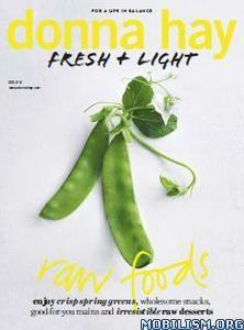 Download ebook donna hay Fresh + Light - Issue 6 2016 (.PDF)