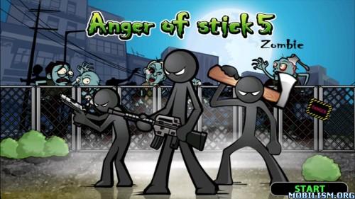 Anger of Stick 5 v1.0.8 (Mod Money/Ads-Free) Apk