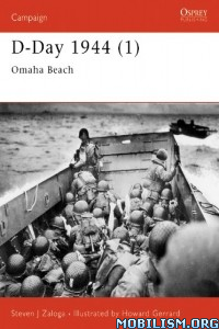 Download ebook D-Day 1944 (1): Omaha Beach by Steven J. Zaloga (.ePUB)