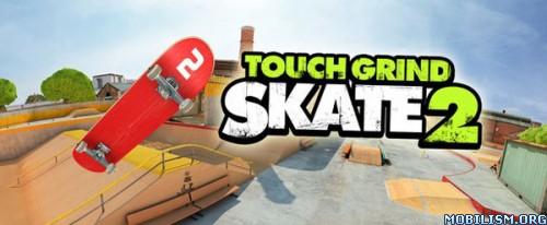 Touchgrind Skate 2 v1.17 [Unlocked] Apk