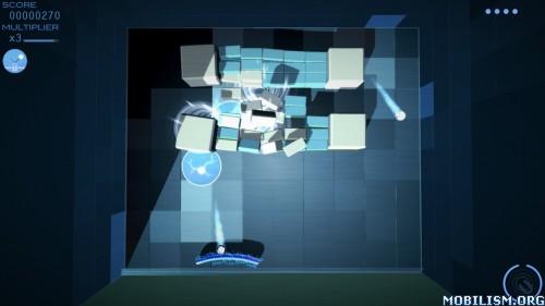 Grey Cubes: 3D Brick Breaker v1.6.02 Apk