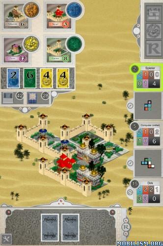 Alhambra Game v1.1.1 Apk