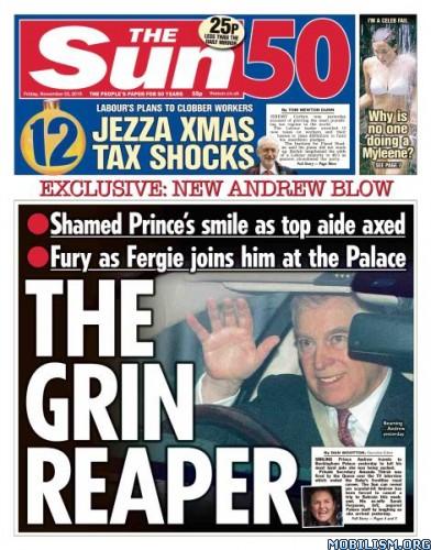 The Sun UK – 22 November 2019