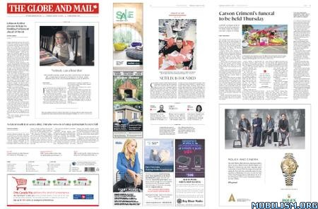 The Globe and Mail – August 29, 2019