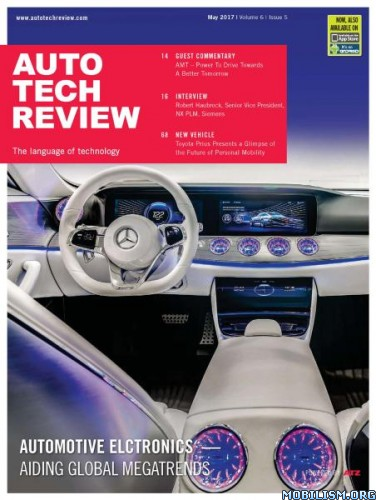 Download Auto Tech Review - May 2017 (.PDF)