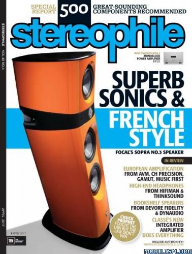 Download Stereophile - April 2017 (.PDF)