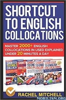 Download ebook Shortcut To English Collocations by Rachel Mitchell (.ePUB)