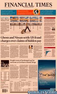 Financial Times Europe – 24 September 2019