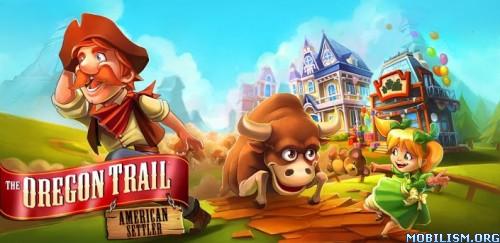 The Oregon Trail: Settler v2.8.2d [Mod Money] Apk
