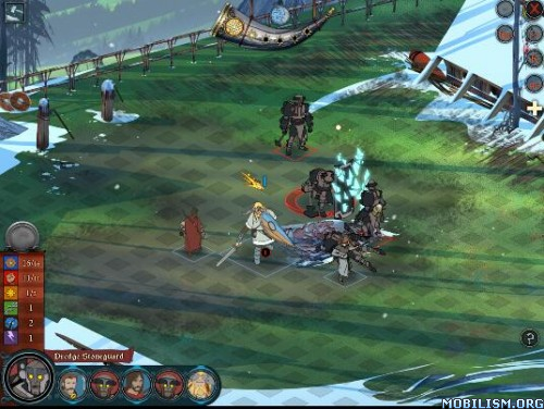 The Banner Saga v1.4.7 x86 Patched Apk