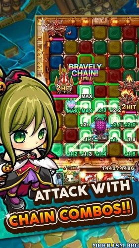 Chain Dungeons v3.0.1 [Mod] Apk