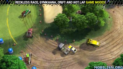 Reckless Racing 3 v1.2.0 + Mod Apk