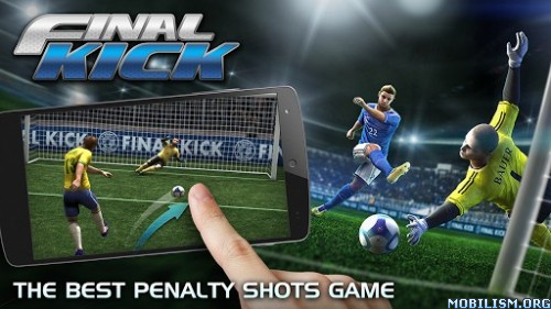 Final kick v3.1.18 b.145 (Mod Money/Vip/Ads-Free) Apk