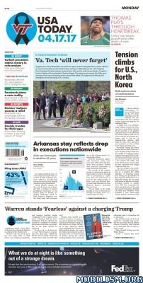 Download USA Today – 17 April 2017 (.PDF)