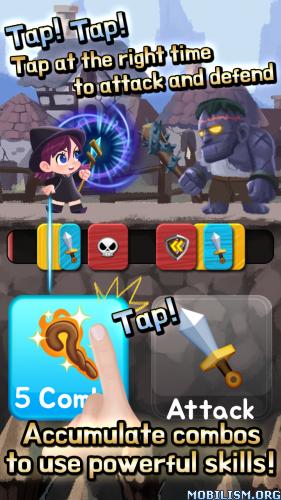 Combo Heroes v1.0.5 [Mod] Apk