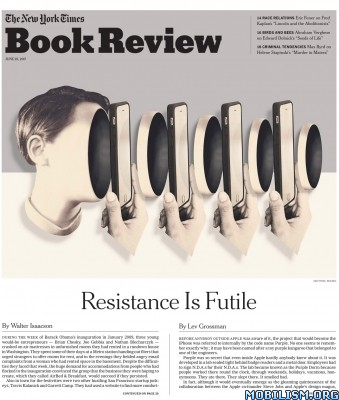 Download ebook The New York Times Book Review – 25 June 2017 (.PDF)