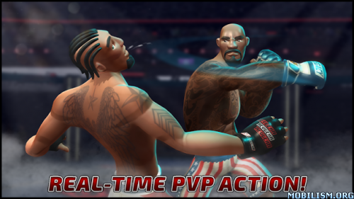 MMA Federation v2.12.25 (Mod Money/Energy) Apk