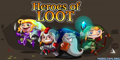 Heroes of Loot v3.0.3 Apk
