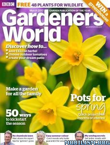 Download BBC Gardeners' World - March 2017 (.PDF)