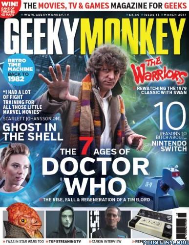 Download Geeky Monkey - March 2017 (.PDF)