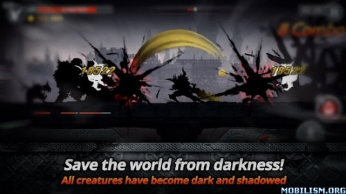 Dark Sword v1.1.05 (Mod Money) Apk