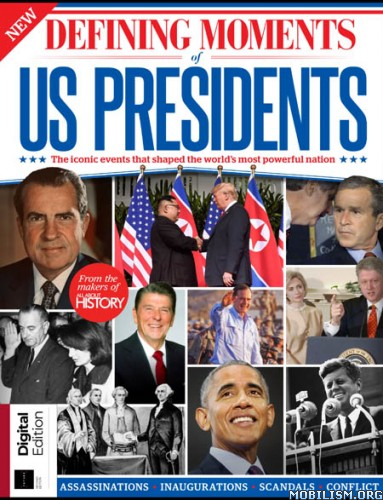All About History: Defining Moments of US Presidents 2nd ed 2019