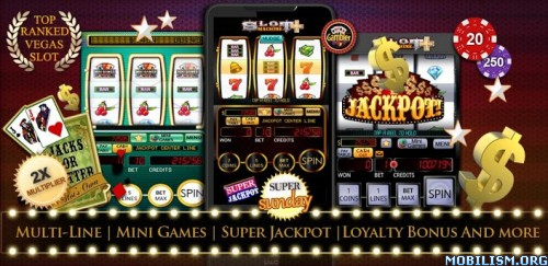 Slot Machine+ v8.1.5 Apk