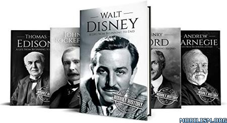 Business Leadership Biographies by Hourly History