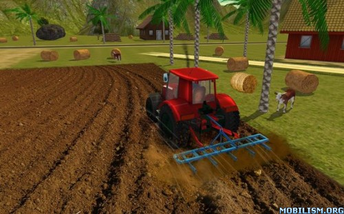 Farming Simulator 3D v1.7 (Mod Money) Apk