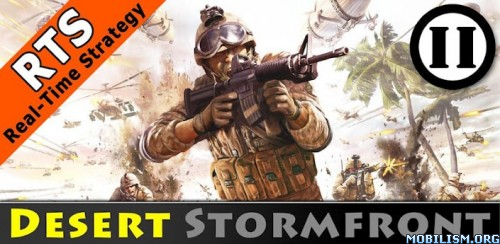 Desert Stormfront v1.0.9 (Mod) Apk