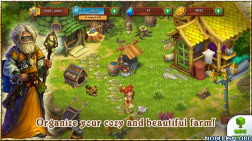 Farmdale v1.8.7 [Mod Money] Apk