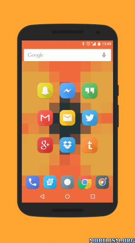 Download Toca UI APK dal Play Store: nuovo tema e icon pack HD per Android