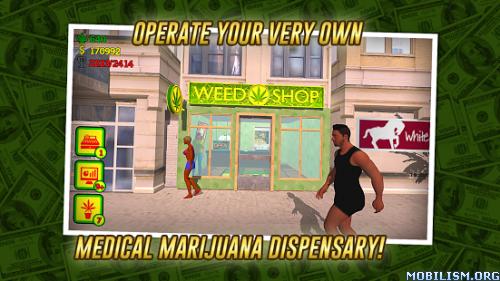 Weed Shop The Game v2.7 (Mod) Apk