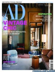 AD Architectural Digest France – Novembre 2019 [FR]