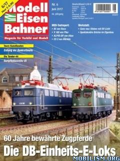 Download ModellEisenBahner – Juni 2017 [GER] (.PDF)