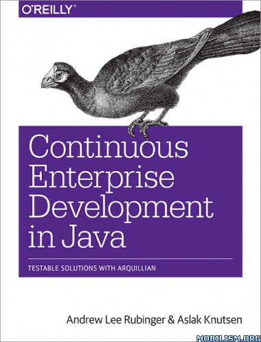 Continuous Enterprise Development in Java by Andrew Rubinger  +