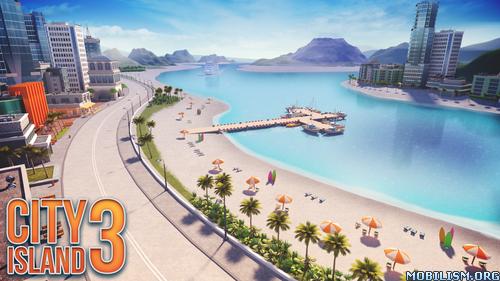 City Island 3 - Building Sim v1.7.0 [Mod Money] Apk