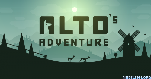 Alto's Adventure v1 (Mod Money) Apk