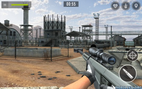 Sniper Arena: Killer Contract v0.5.9 (Mod Ammo/No Reload) Apk