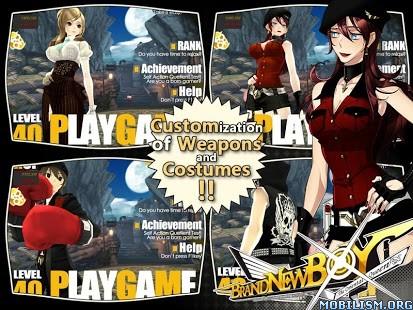 Game Releases • Brandnew Boy v1.1 (Mod Money)