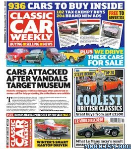 Classic Car Weekly – 20 November 2019