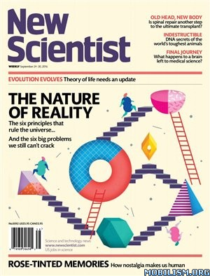 Download ebook New Scientist – 24 September 2016 (.PDF)