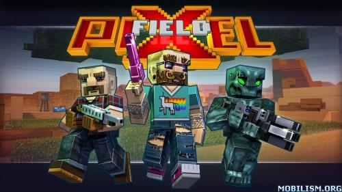 Pixelfield v1.1.2 [Mod] Apk