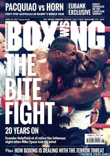 Download ebook Boxing News - 29 June 2017 (.PDF)