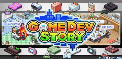 Game Dev Story v2.0.5 + Mod Money Apk