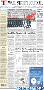 The Wall Street Journal – 01 October 2019